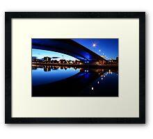 Kingston Bridge Framed Print