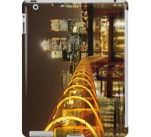 Piers of Docklands Hilton iPad Case/Skin