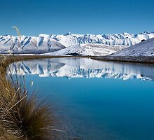 Southern Reflection by Dean Mullin