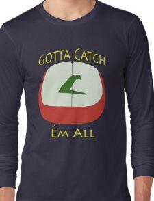 Pokèmon Hat - Ash Ketchum Long Sleeve T-Shirt