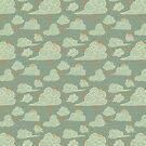 Sage Clouds by RenaInnocenti