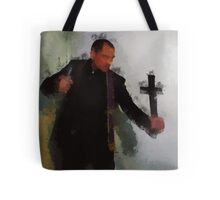 The Exorcist by Pierre Blanchard Tote Bag