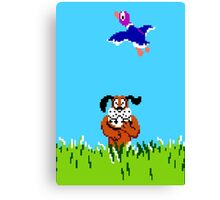 Duck Hunt Canvas Print