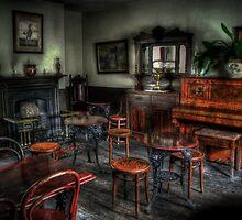 Bottle & Glass Inn by Yhun Suarez