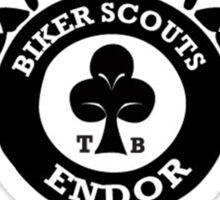 Ace Biker Scout Scout trooper Sticker