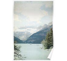 Lake Louise Gateway - Alberta, Canada Poster