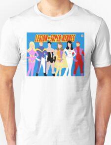 Legion of Super-Heroes Minimal 1 T-Shirt