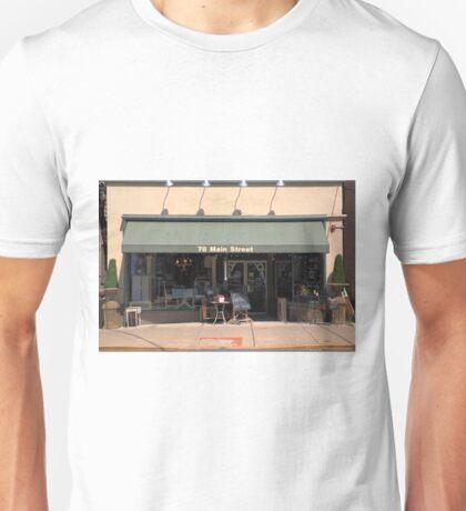 Flemington, NJ - Antique Shop Unisex T-Shirt