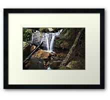 The other side of tourist trail, VoW Framed Print