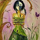 The Bone Woman by lilynoelle