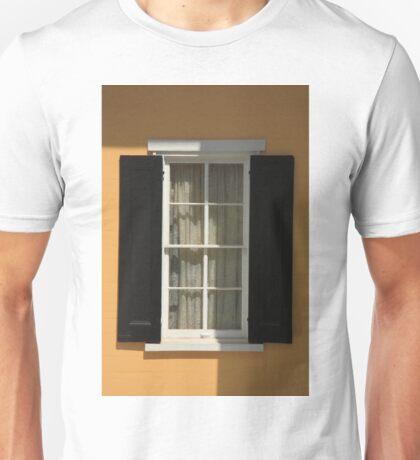 Flemington, NJ - Yellow Window Unisex T-Shirt