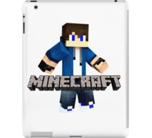Minecraft v1 iPad Case/Skin