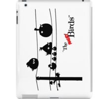 Hitchcock´s The angry Birds iPad Case/Skin