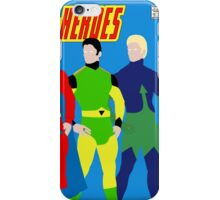 Legion of Super-Heroes Minimal 3 iPhone Case/Skin