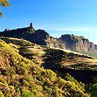 Mountains of Tejada by Rob Hawkins