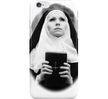 Satanic Nun iPhone Case/Skin