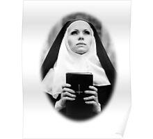 Satanic Nun Poster