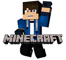 Steve Minecraft v1 by marviox