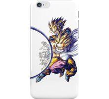 Goku & Gohan iPhone Case/Skin