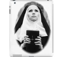 Satanic Nun iPad Case/Skin