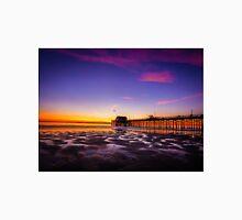 Newport Pier Sunset Unisex T-Shirt