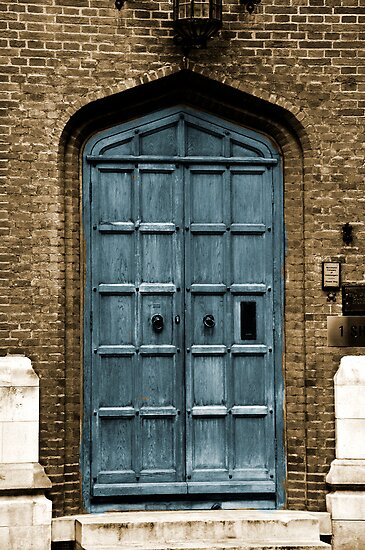 Old Door by milesphotos