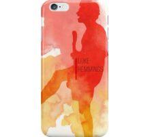 """""""Luke Hemmings"""" Water Color iPhone Case/Skin"""