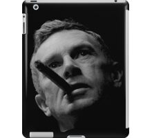 Dr Strlove - Black Transparency iPad Case/Skin