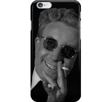 DrSLove - Black Transparency iPhone Case/Skin