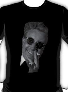 DrSLove - Black Transparency T-Shirt