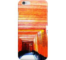 Kyoto Torii iPhone Case/Skin