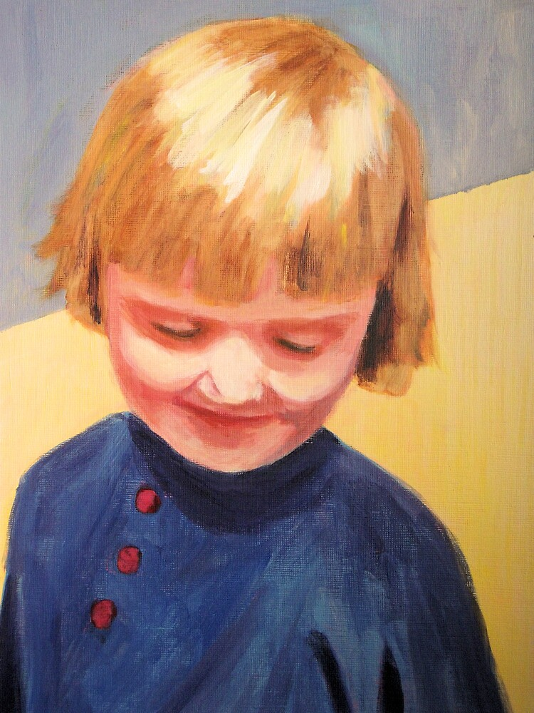 When I was a child by Sharon Williamson