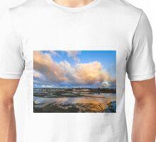 Back Bay Sunrise Clouds Unisex T-Shirt