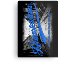 Hamsterdam - Cloud Nine Edition (Blue) Metal Print