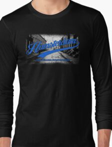 Hamsterdam - Cloud Nine Edition (Blue) Long Sleeve T-Shirt