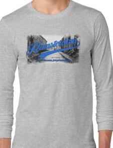 Hamsterdam - Cloud Nine Edition (Blue) Long Sleeve T-Shirt
