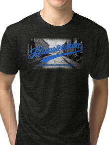 Hamsterdam - Cloud Nine Edition (Blue) Tri-blend T-Shirt