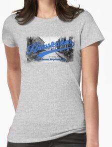 Hamsterdam - Cloud Nine Edition (Blue) Womens Fitted T-Shirt