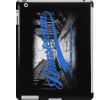 Hamsterdam - Cloud Nine Edition (Blue) iPad Case/Skin