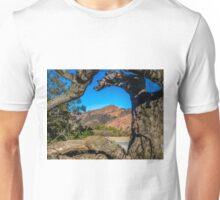Red Rock Cliffs Unisex T-Shirt
