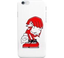 Minimalist Modern Knuckles 2 iPhone Case/Skin