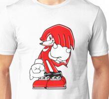 Minimalist Modern Knuckles 2 Unisex T-Shirt