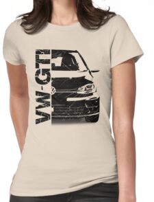 vw gti Womens Fitted T-Shirt