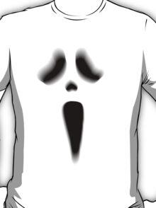 Scream! (Black) T-Shirt