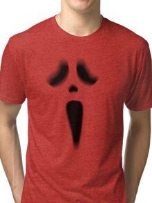 Scream! (Black) Tri-blend T-Shirt
