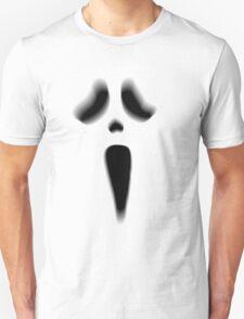 Scream! (Black) Unisex T-Shirt