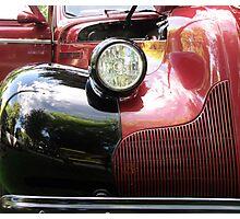 Jerome, Idaho.........Annual Car Show Photographic Print