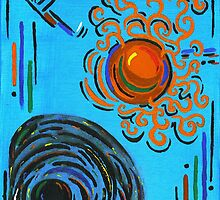 Motion in Orange by Tara  Henry