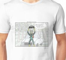 Mars Attacks! + Say Anything Unisex T-Shirt