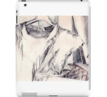Marley and Make-up iPad Case/Skin